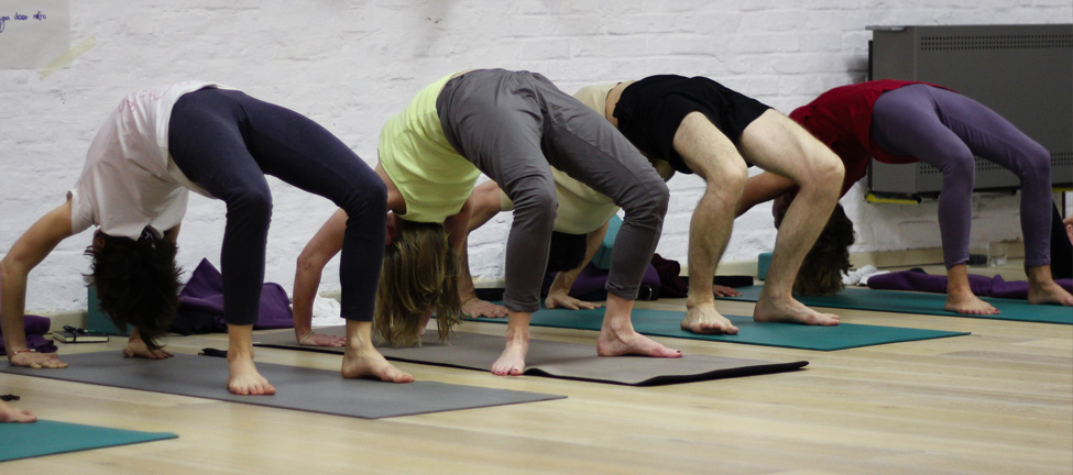 a yoga brussels